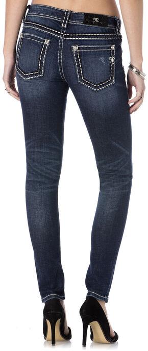 Miss Me Women's Basic Babe Skinny Jeans, Indigo, hi-res