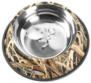 Browning Blades Camouflage Large Non-Slip Pet Dish, Camouflage, hi-res