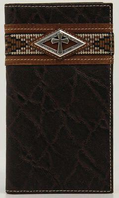 Ariat Ribbon Rodeo Wallet, , hi-res