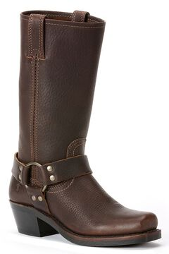 Frye  Women's Harness Boots - Square Toe, , hi-res