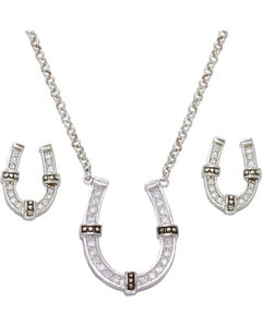 Montana Silversmiths Horseshoes in Rings Jewelry Set, , hi-res