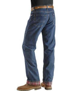 Dickies Flannel Lined Work Jeans, , hi-res