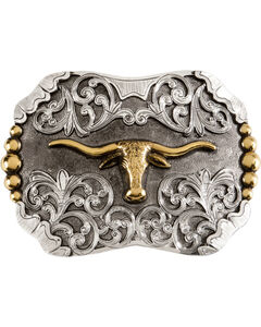 Stetson Craftsman's Alliance Limited Edition ZPT Stetson Buckle, , hi-res
