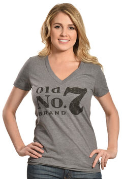 Jack Daniel's Women's Old No. 7 Short Sleeve T-Shirt, , hi-res