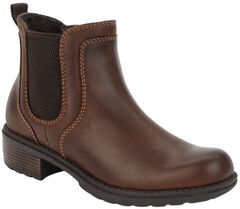 Eastland Women's Brown Double Up Jodhpur Boots, , hi-res