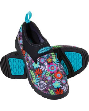Muck Women's Breezy Cool Low Print Shoes, Print, hi-res