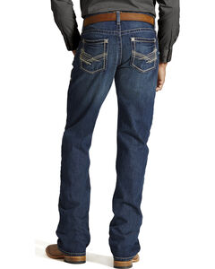 Ariat M4 Backlash Low Rise Jeans - Boot Cut - Big and Tall, , hi-res