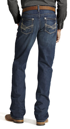 Ariat M4 Backlash Low Rise Jeans - Boot Cut, , hi-res