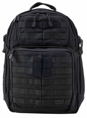 5.11 Tactical RUSH 24 Backpack, Black, hi-res