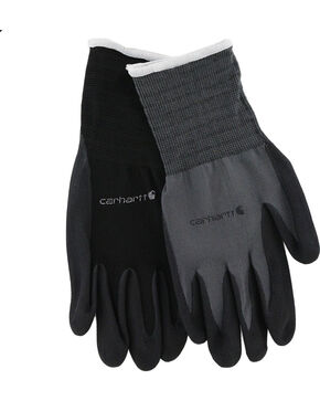 Carhartt Men's Cold Weather 3-Pack Gloves, Multi, hi-res