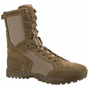 """5.11 Tactical Men's Desert Recon 8"""" Boots, Coyote Brown, hi-res"""