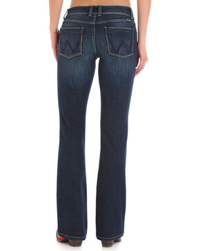 Wrangler Retro Women's Sadie Low Rise Jeans - Boot Cut, Indigo, hi-res