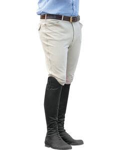 Ovation Men's Euroweave Knee Patch Breeches, , hi-res