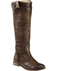 Frye Women's Slate Paige Tall Riding Boot - Round Toe , , hi-res