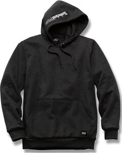 Timberland PRO Men's Black Double Duty Hooded Pullover , , hi-res
