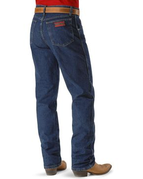 "Wrangler 20X Jeans - Original Relaxed Fit - 38"" & 40"" Tall Inseams, Dark Denim, hi-res"