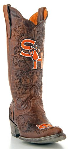 Gameday Sam Houston State Cowgirl Boots - Pointed Toe, , hi-res
