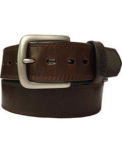 Berne Men's Oily Pull Up Leather Belt , , hi-res