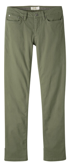 Mountain Khakis Women's Classic Fit Camber 106 Pants, Olive, hi-res
