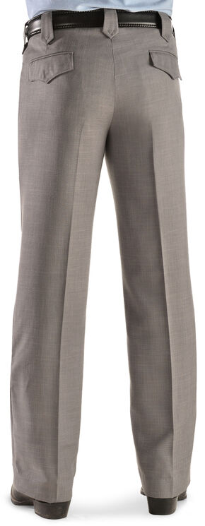 Circle S Men's Ranch Dress Pants, Grey, hi-res