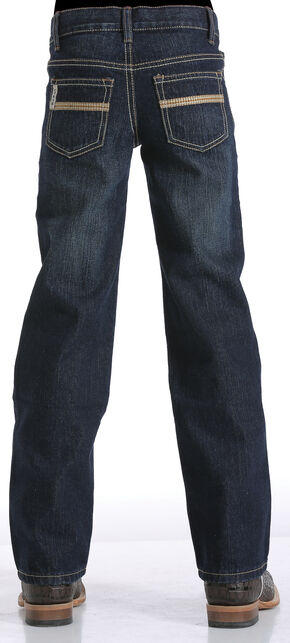 Cinch Boy's Indigo White Label Jeans - Regular, Indigo, hi-res