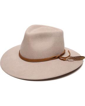 ále by Alessandra Women's Leumaria Hat , Silver Belly, hi-res