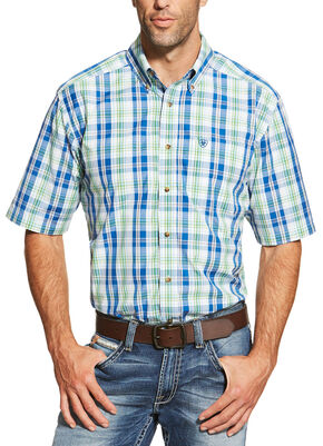 Ariat Men's Multi Brandon Shirt - Big and Tall, Multi, hi-res