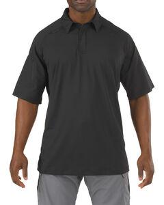 5.11 Tactical Rapid Performance Short Sleeve Polo Shirt, , hi-res