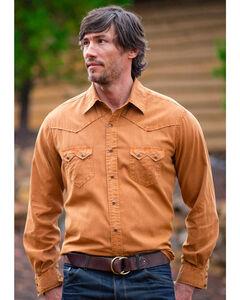 Ryan Michael Men's Rye Saw Tooth Western Shirt  , , hi-res