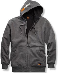 Timberland PRO Men's Grey Double-Duty Full-Zip Sweatshirt , , hi-res