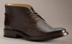 Frye Oliver Antique Chukka Shoes, , hi-res