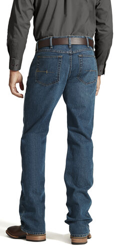 Ariat Men's Jeans - M4 Rebar Bootcut Relaxed Fit, , hi-res