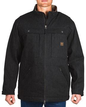 Walls Workwear Muscle Back Kevlar Coat , Black, hi-res