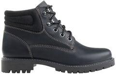 Eastland Women's Black Edith Alpine Boots , , hi-res