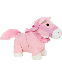 Cuddle Barn Kid's Dolly Trot and Sing Pony, , hi-res