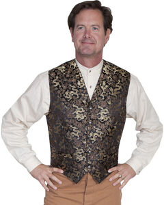 WahMaker Old West by Scully Classic Dragon Vest, , hi-res