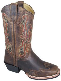 Smoky Mountain Boys' Rialto Western Boots - Square Toe, , hi-res