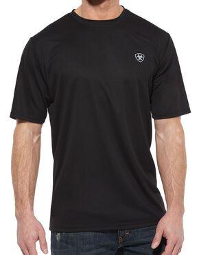 Ariat Tek Crew T-Shirt, Black, hi-res