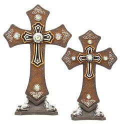 Table Crosses - Set of 2, , hi-res