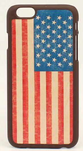 Nocona American Flag iPhone 5 Case, Multi, hi-res