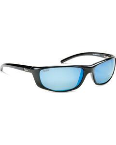 Hobie Men's Shiny Black Polarized Cabo Sunglasses, , hi-res