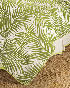HiEnd Accents Super Queen Capri Fern Duvet Cover, Multi, hi-res
