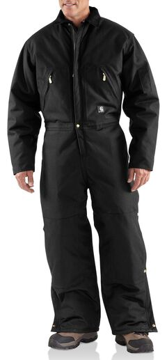 Carhartt Yukon Extremes® Arctic Quilt Lined Work Coveralls, , hi-res