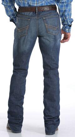 Cinch Men's Indigo Ian Performance Mid-Rise Slim Jeans - Boot Cut, , hi-res