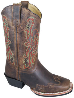 Smoky Mountain Youth Boys' Rialto Western Boots - Square Toe, , hi-res