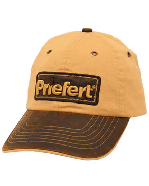 Priefert Canvas Cap, Tan, hi-res