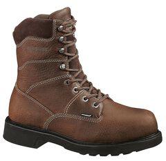 """Wolverine Tremor 8"""" Slip Resistant Work Boots, , hi-res"""