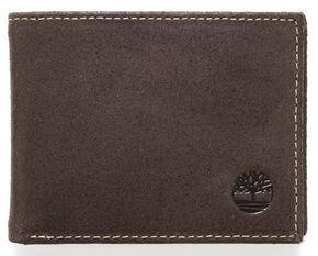 Timberland Men's Delta Slimfold Wallet, Brown, hi-res
