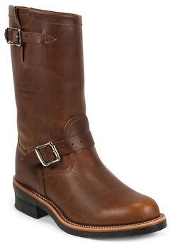 Chippewa Boot Company Renegade Engineer Boots - Round Toe, , hi-res