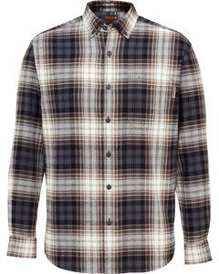 Wolverine Men's Rogan Plaid Flannel Shirt , , hi-res